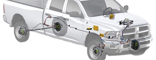 Electronic Stability Control+ (ESC)